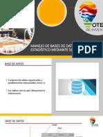 Modulo 2 Base de Datos y Estadistica