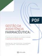 Gestão da Assistência Farmacêutica e-book