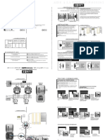 NOTICE CENALIS IB - TECHNOLOGIE FILAIRE