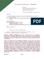 GE_in Denunciare Dimostrato REATO Dimostrati REI CANTONE IANNARONE