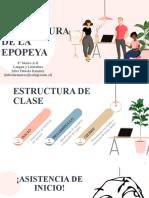 Lengua y Literatura 8° Clase 2  (semana 3)