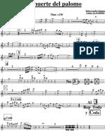 La muerte del palomo violin bueno