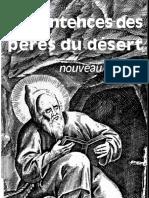 Regnault Les Sentences Coll Alph Vol2