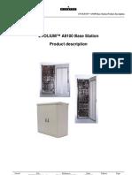 ALCATEL A9100 Base Station Product Description
