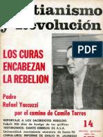 Cristianismo y Revolución n° 14