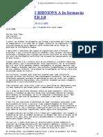 Re_ [Bib_virtual] BIBNEWS A In formação Científica na WEB 3.0
