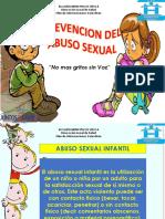 PREVENCION DEL ALBUSO SEXUAL