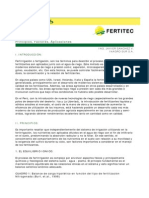 Fertirrigación Documento