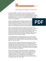 Téchne ed 92 nov 2004 - Taxa de carbonização da madeira x resistência ao fogo