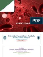 Case 8. Eritrocitos, Eritropoyesis, Requerimientos