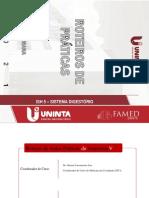 ROTEIRO DE ANATOMIA ISH 05 - Digestório - 2021.1