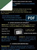 1 - CRISTO X HOMEM