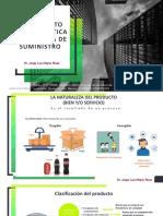 Tema 3 El producto de la logística y de la cadena de suministros