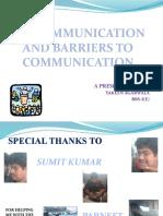 MISCOMMUNICATION FINAL PPT