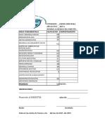 Calificaciones 2019-1 Tecnico