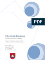 Education and Economics