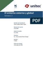 Tarea 2 Administración Entornos Oscar Pinto