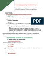 COMMENT LE MUSCLE STRIE SQUELETTIQUE FONCTIONNE-T-IL