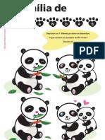 A Família de Pandas