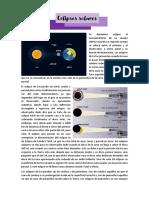 Informe eclipses