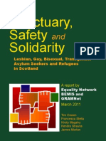 Sanctuary, Safety and Solidarity