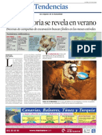 2008-07-21 - La Prehistoria Se Revela en Verano
