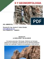 GEOLOGIA Y GEOMORF. AMBIENTAL
