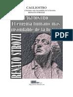 Renato Strozzi - Cagliostro