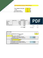 Cantidad de Materiales Para Mezcla Del Concreto DLC Actualizado
