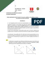 Economia empresarial Taller #1 - Medina - Sanchez - Caicedo