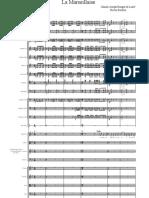 La Marseillaise - Berlioz:Rouget de Lisle