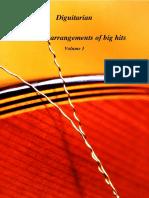 10 Small Arrangements of Big Hits Vol 1