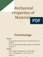 Mechanical Properties of Materials 6 new