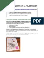 SESION TOLERANCIA LA FRUSTRACION (1)