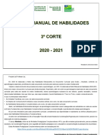 Corrigida- Matriz Bianual de Habilidades 2020-2021 Ensino Fundamental 3º Corte