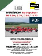 FLACHGRUBBER FG 5,7 2000