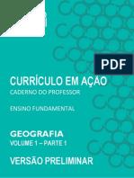 EF PR GEO 6-A-9 Vol1 2021 Versão Preliminar