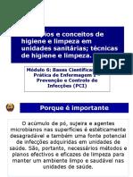 Modulo 6 Transparente 14 Principios Higiene Limpeza US A