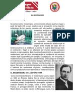 El Modernismo Grado 9º p3