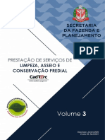 Vol.03 - Limpeza Predial 2020