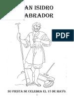 SAN ISIDRO LABRADOR PARA NIÑOS