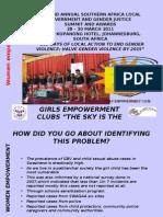 PROJECTS Presentation Gender Links Doreen Final
