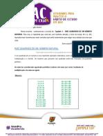 MatemáticaEFAF6º006