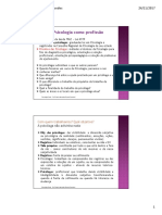 PSICO GERAL_slides_psicologia enquanto profissão_2017