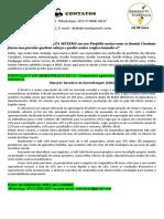 PORTFÓLIO 7º e 8º SEMESTRE ECO 2021.2 - Cooperativa Agroindustrial Soft Café Brasil (Caso Hipotético)