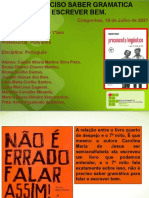 Seminario Portugues IFMG