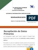 Recopilación de Datos