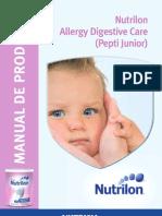 Product File Nutrilon Pepti Junior - Allergy Digestive Care (PDS