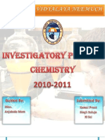 Chemistry Investigatory Project On Bio-diesel made by Kamal/Kishan