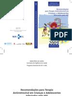 Diretrizes - Terapia Antirretroviral em Pediatria - 2009